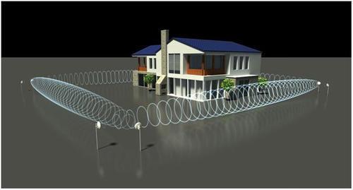 охрана периметра дома