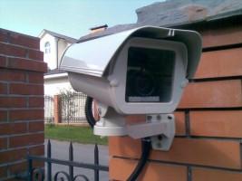 Стоимость установки системы видеонаблюдения для дома , дачи, коттеджа