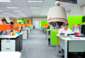 Стоимость видеонаблюдения для офиса с установкой