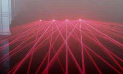 Лучевая лазерная